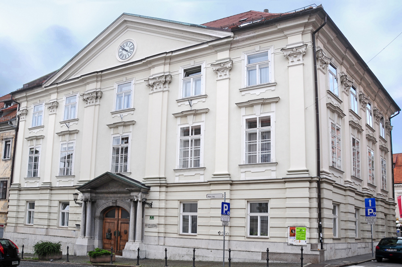Baroque Style Ljubljana Urban Hotel Center