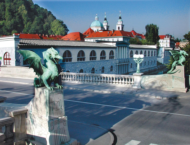 Art Nouveau Ljubljana
