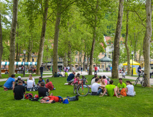 Green Ljubljana