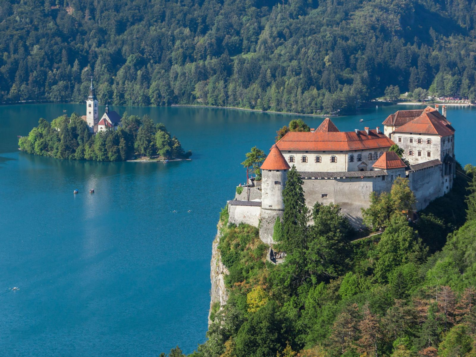 Discover Slovenia on day trips from Ljubljana
