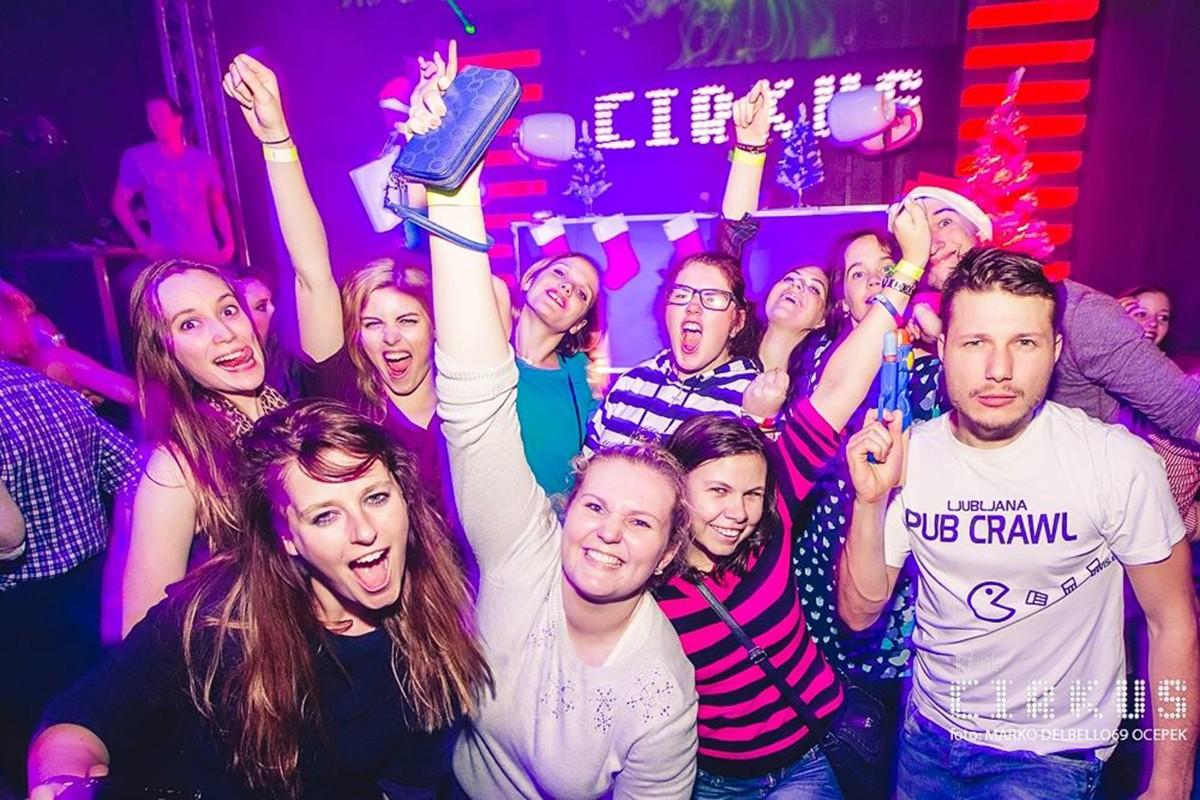 Pub Crawl Ljubljana