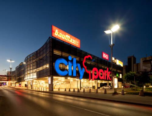 BTC City Ljubljana shopping centre