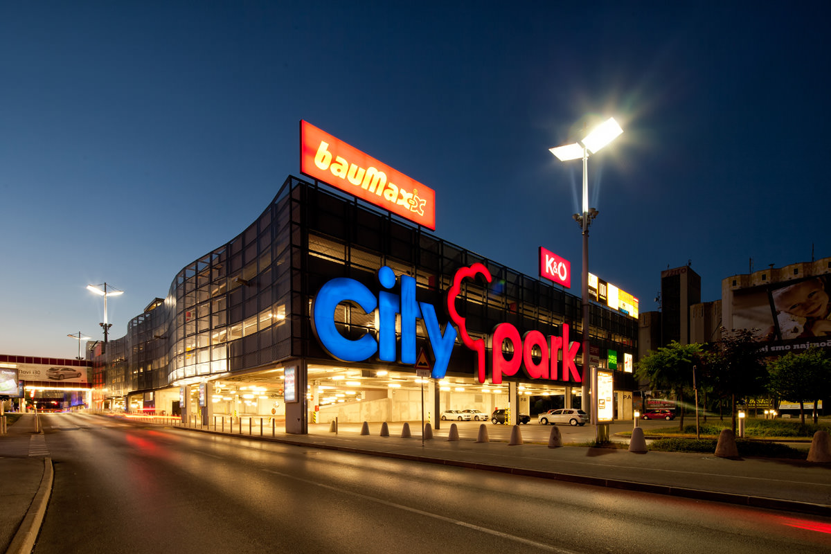 BTC City Ljubljana shopping centre